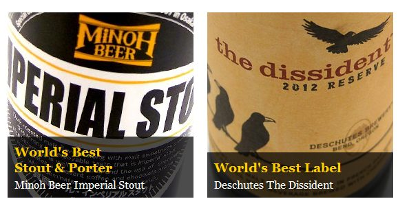 Победители конкурса на лучшую марку пива