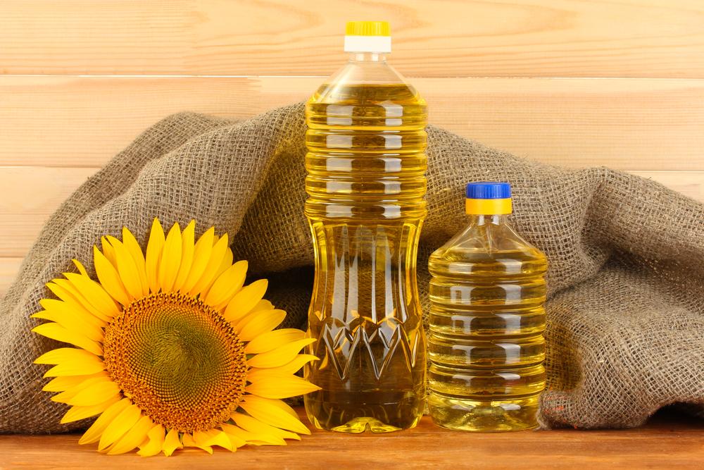 диатез подсолнечное масло
