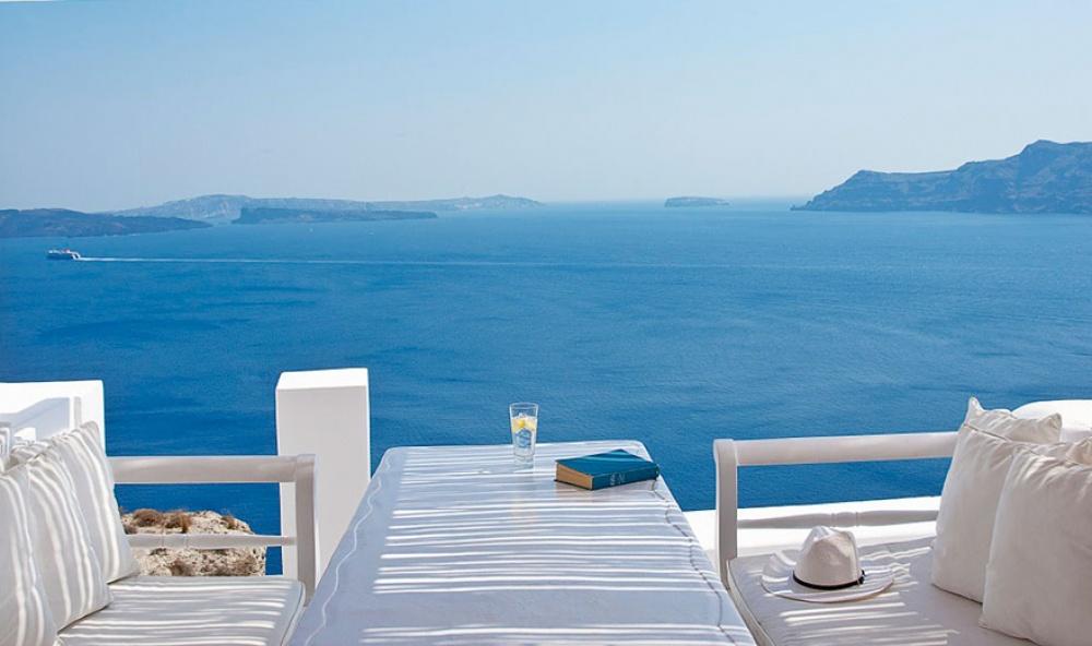 Katikies Hotel-Oia, Греция