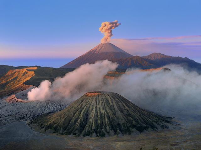 Налог на вулканы в Италии