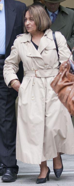 54-летняя Шаша Обрай получила условный срок, поскольку ухаживает за смертельно больным мужем