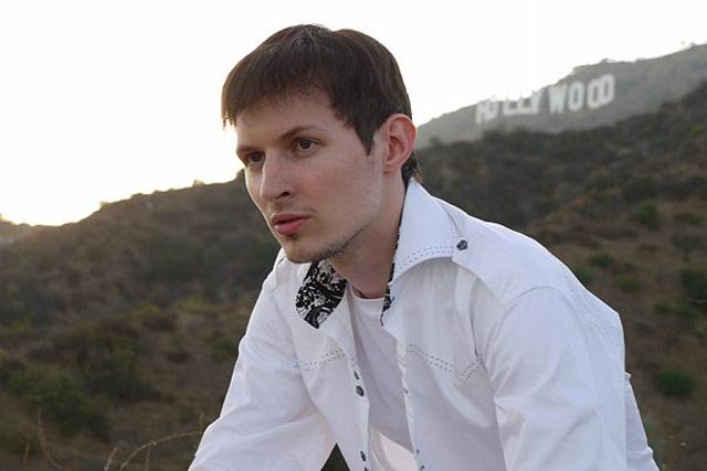 Павел Дуров - эксцентрик