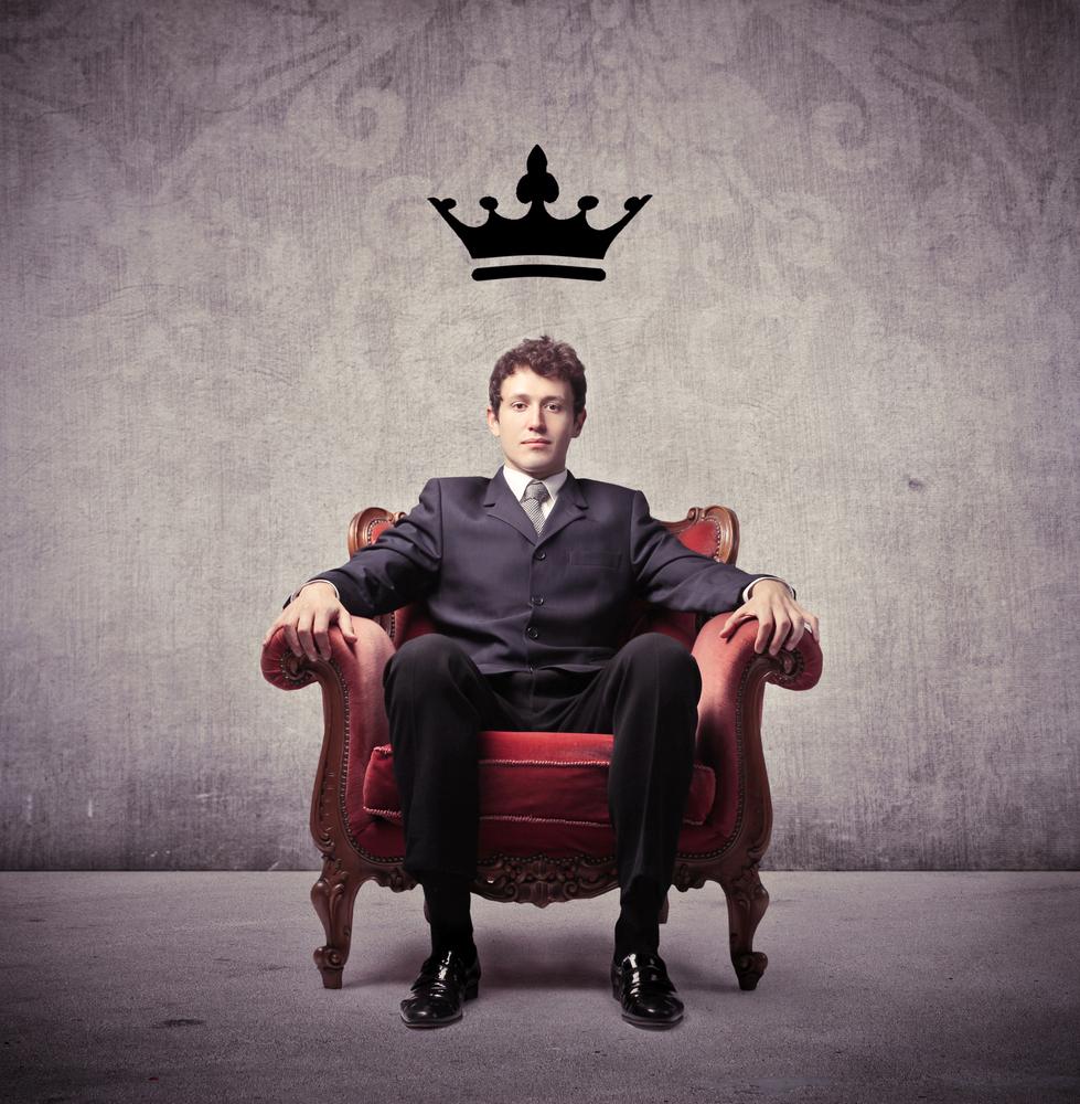 Молодой босс должен обращаться к своим подчиненным только с уважением и на