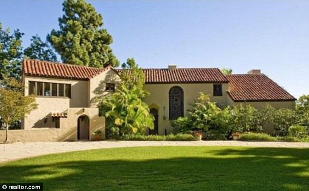 Дом Кэти Перри в Голливуде