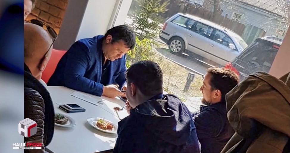 Богдан на совещании с медиа-группой команды Зеленского