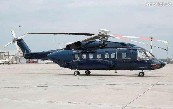 За вертолет Sikorsky S-92 просят 25 миллионов долларов