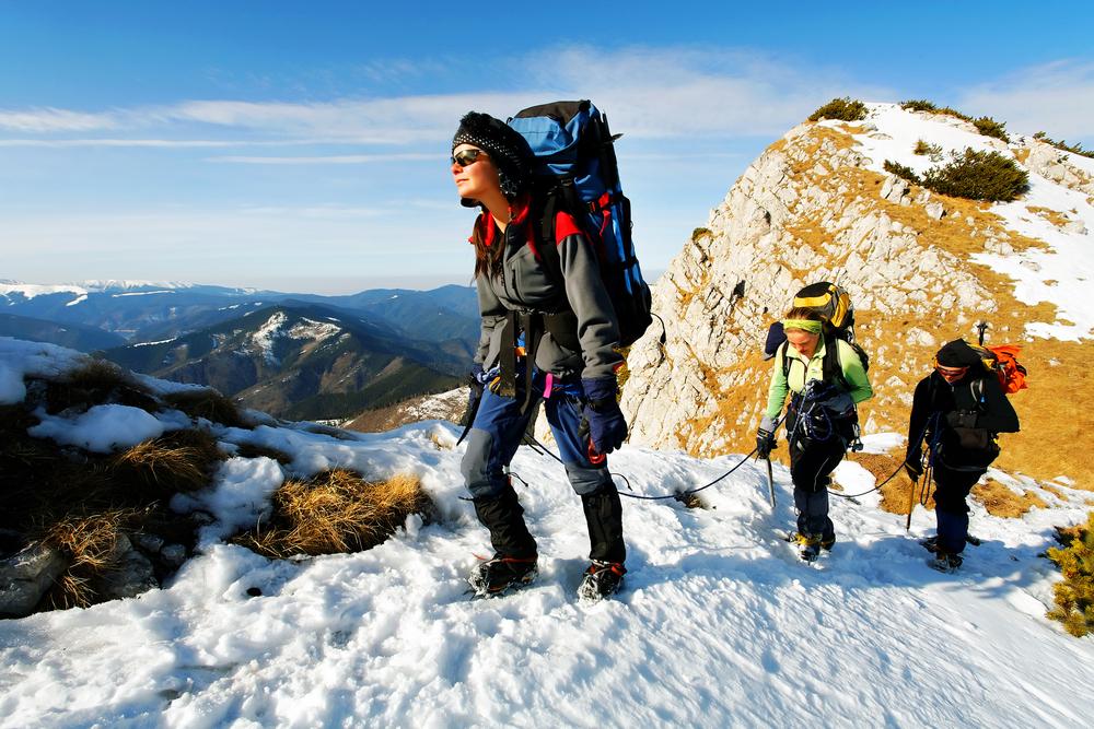 Новый год 2013 в Карпатах можно встретить в палатке за 1800 грн.