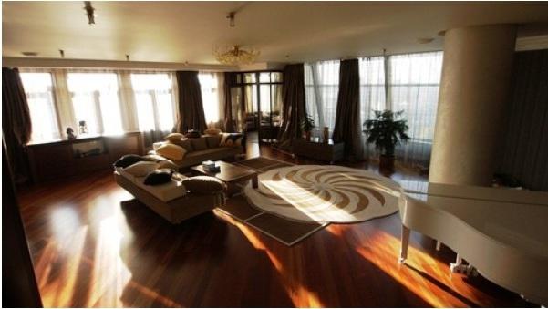 Эта квартира на бульваре Шевченко стоит 5,3 млн. долларов