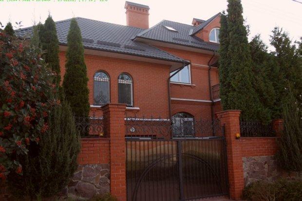 Дом семьи Смешко в Музычах под Киевом