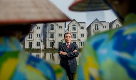 Первый миллиардер Вьетнама Фам Нят Выонг