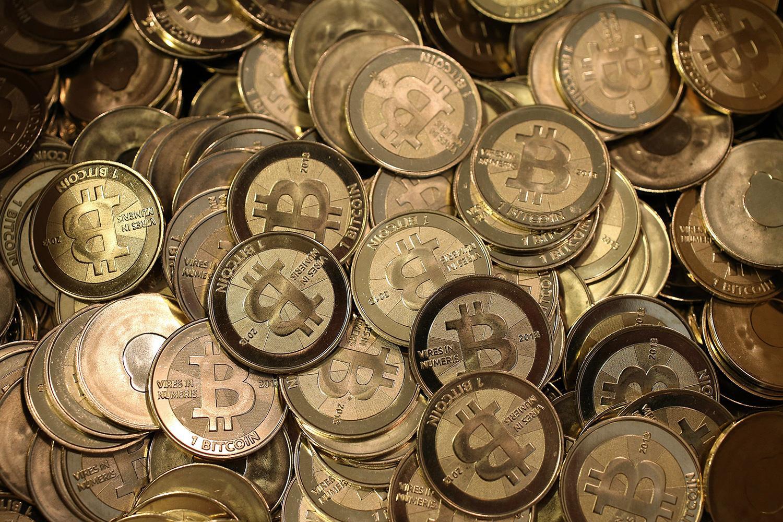 Виртуальная валюта побила рекрд