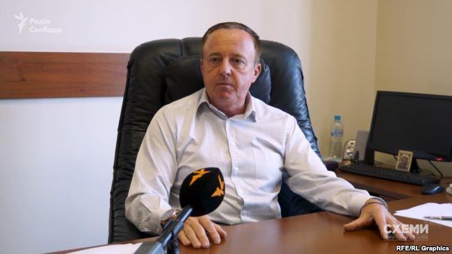 Заместитель головы Полтавской ОГА Евгений Холод