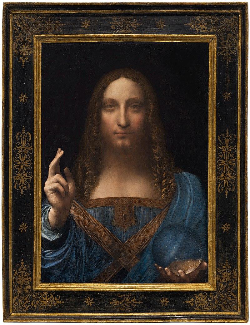 Список самых дорогих картин возглавляет шедевр