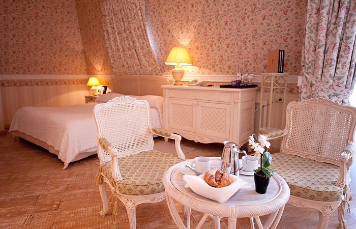 Французский люкс в отеле Опера