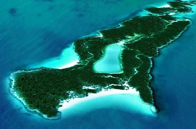 Остров Lily Rose Beach