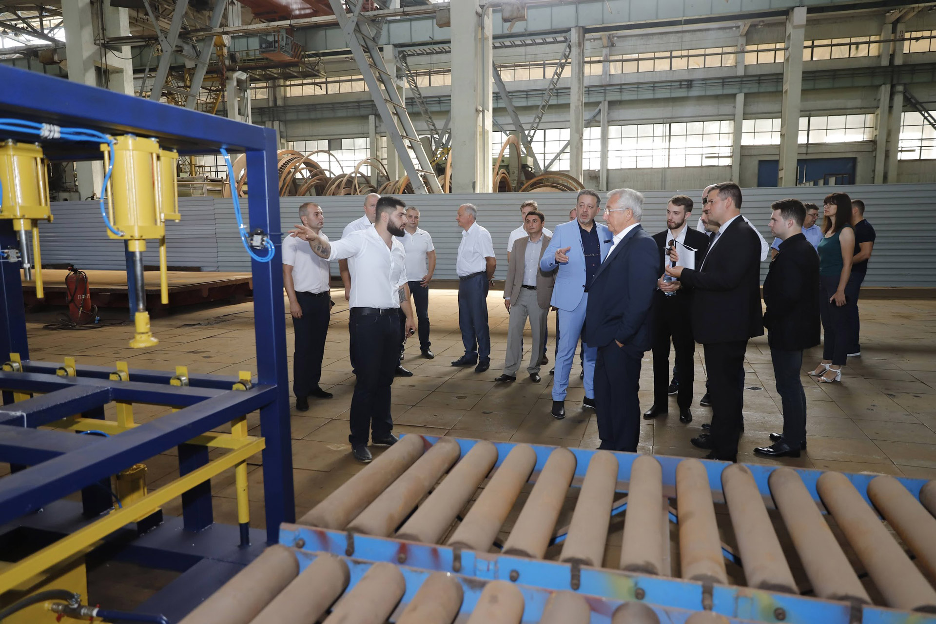 Чехи готовы инвестировать 50 млн евро в Южмаш