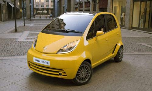 Самый дешевый в мире автомобиль выпускают индийцы