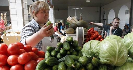 Овощи подорожают из-за плохой погоды