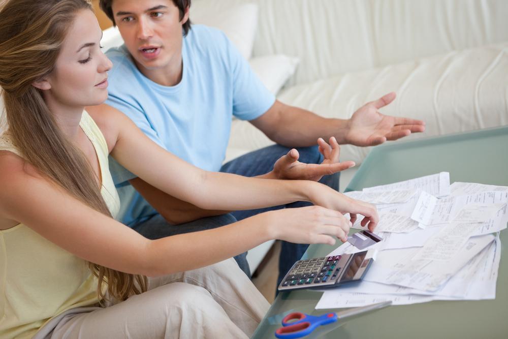 Как делить кредит при разводе