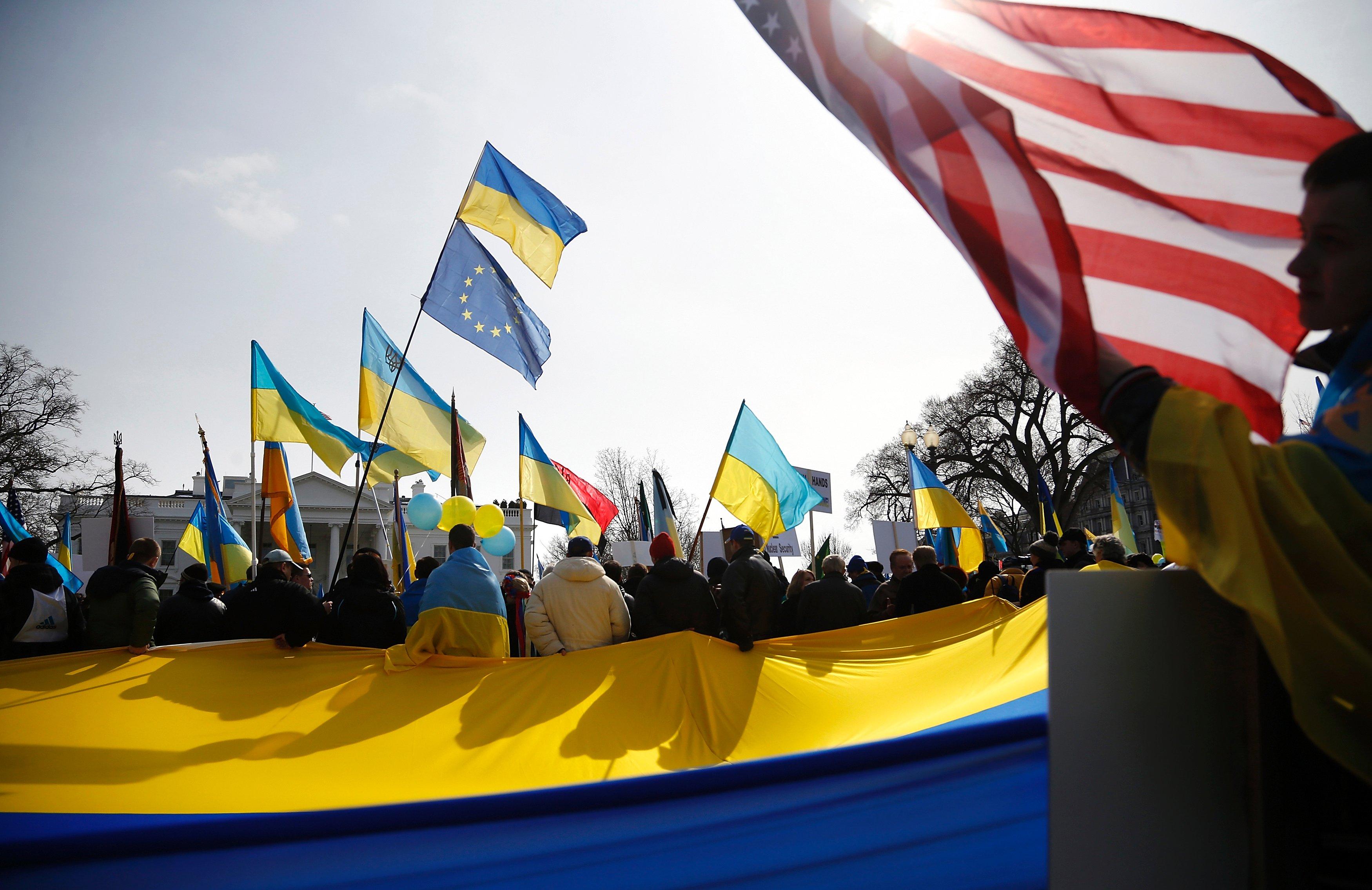 возможно, что сша будут поддерживать украину почки одна операций