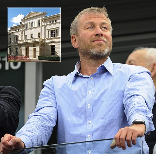 Абрамович прикупил часть собственности СССР