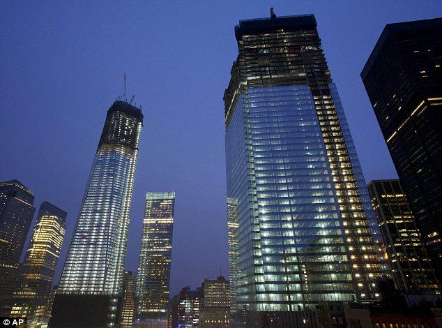 One World Trade Center станет самым высоким зданием в Нью-Йорке