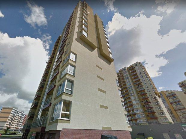 Дом по указанному адресу в Вильнюсе