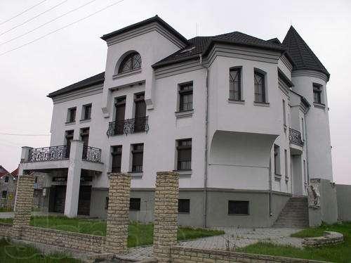 Замок в Вишеньках