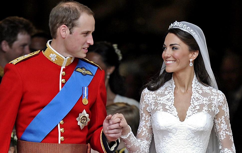 Свадьба принца Уильяма и Кейт Миддлтон частично оплачивалась из госказны