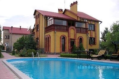 Коттедж в Борисполе