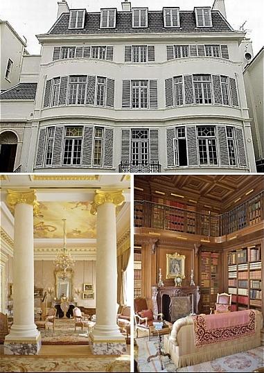 Дом дочери Кучмы в Лондоне стоит $161 миллион