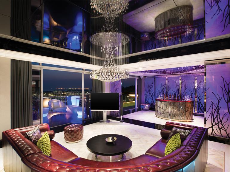 Сингапур, W Singapore – $4 500 за ночь