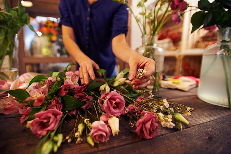 Флорист - профессия нежная