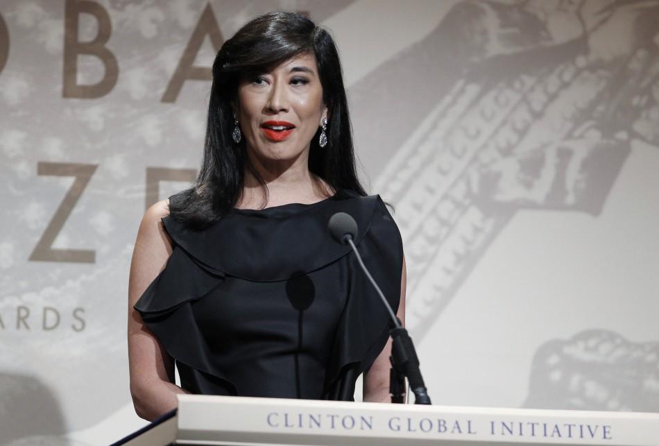 Бывшая CEO Avon Андреа Юнг