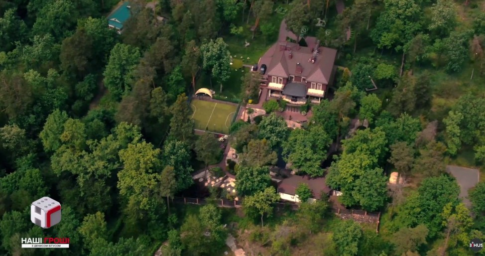 Дом Кравца