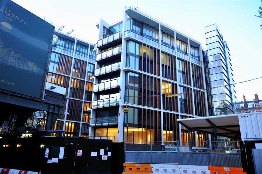 One Hyde Park - самый дорогой жилой комплекс в мире