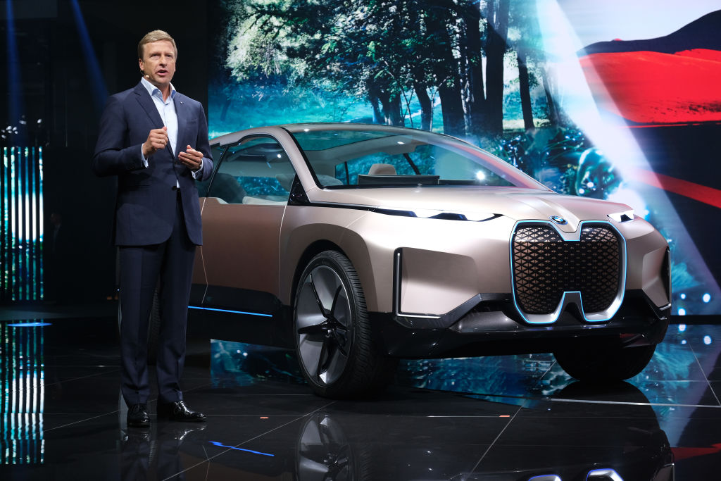Автомобили, презентованные во время Франкфуртского автосалона-2020