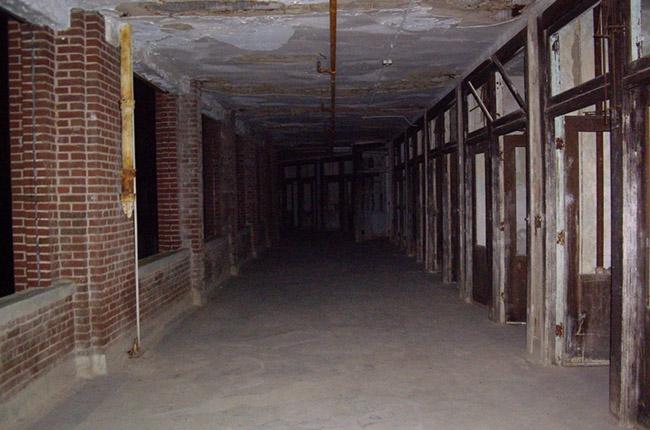 Санаторий Уиверли Хиллс в США