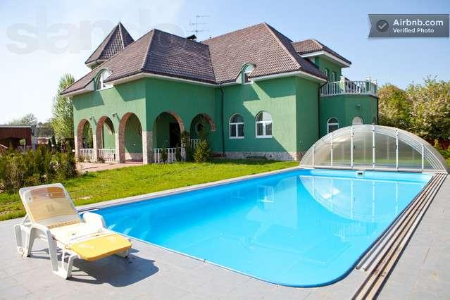 Дом на Софиевской Борщаговке