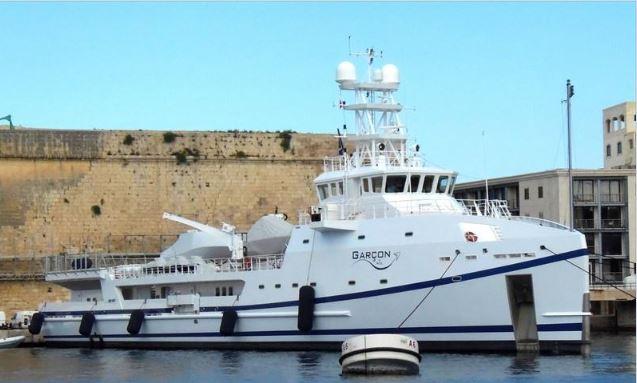 Корабль Garcon