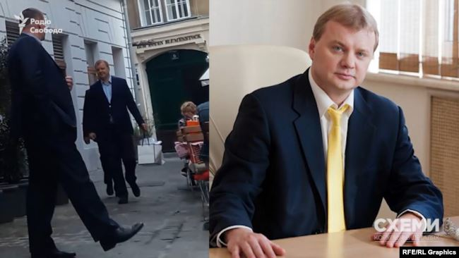 Иван Фурсин посещал Фирташа на дне рождении в Вене