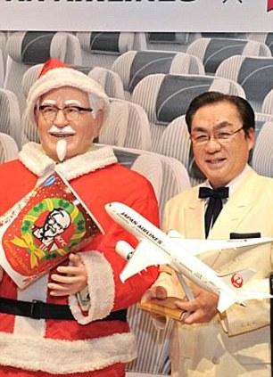 Президент Japan Airlines Юки Йошихара рад изменениям в меню