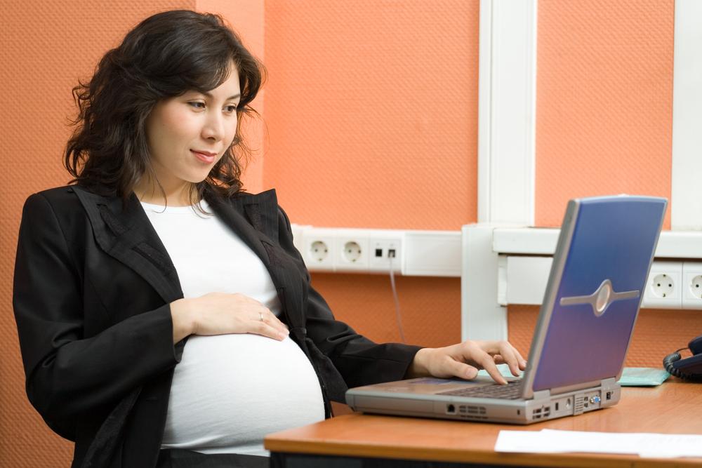 пособие по родам и беременности: