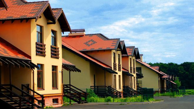Многие предпочитают строить частные дома