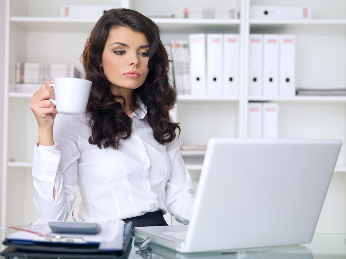 В сфере маркетинга и рекламы работают, в основном, женщины