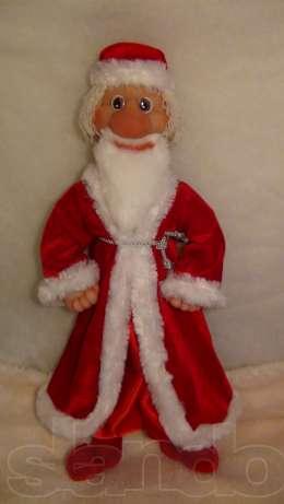 Дед Мороз ручной работы - 320 грн.