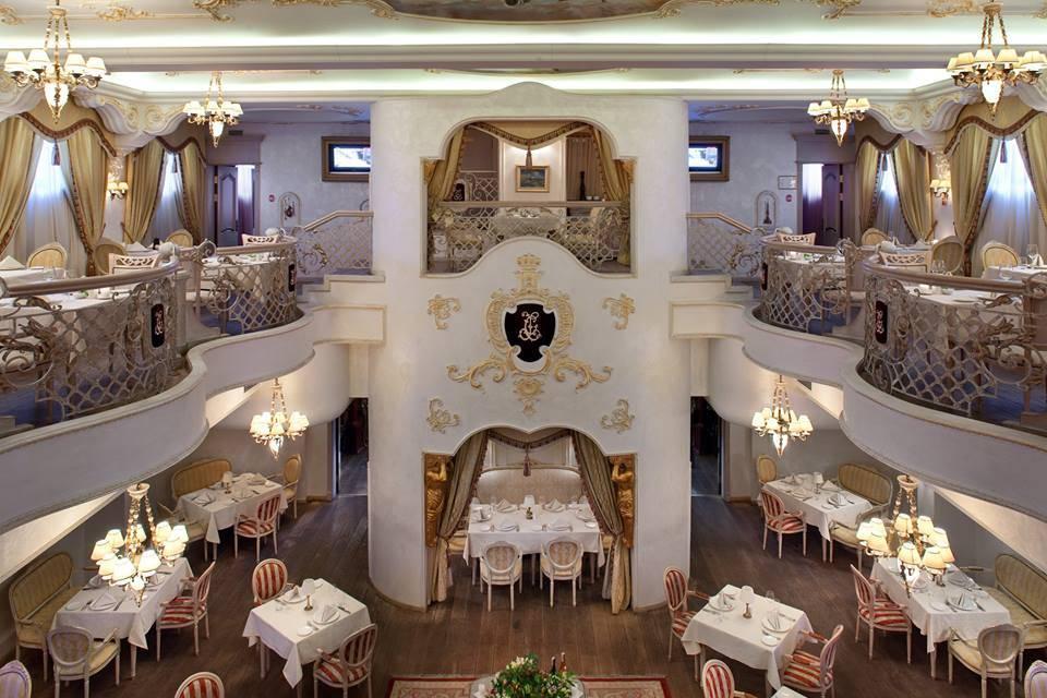 Ресторан LEO на ул. Владимирская, 4
