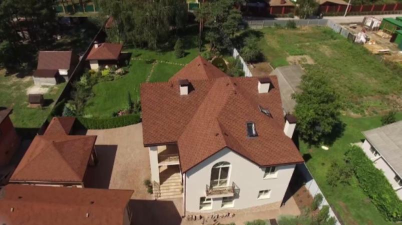 Дом, который Ляшко показывал журналистам в 2014 году