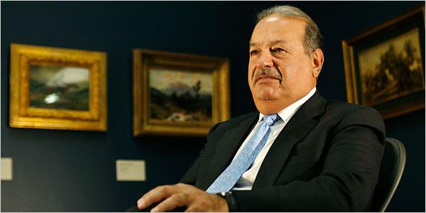 Карлос Слим Элу, Мексика