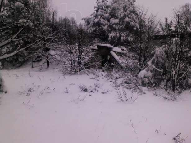 Подземный бункер в городе Березно
